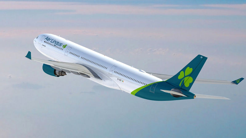 Aer Lingus Unveils Refreshed Brand