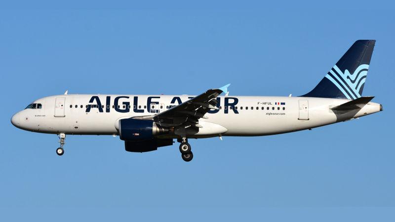 Aigle Azur Cancels All Flights