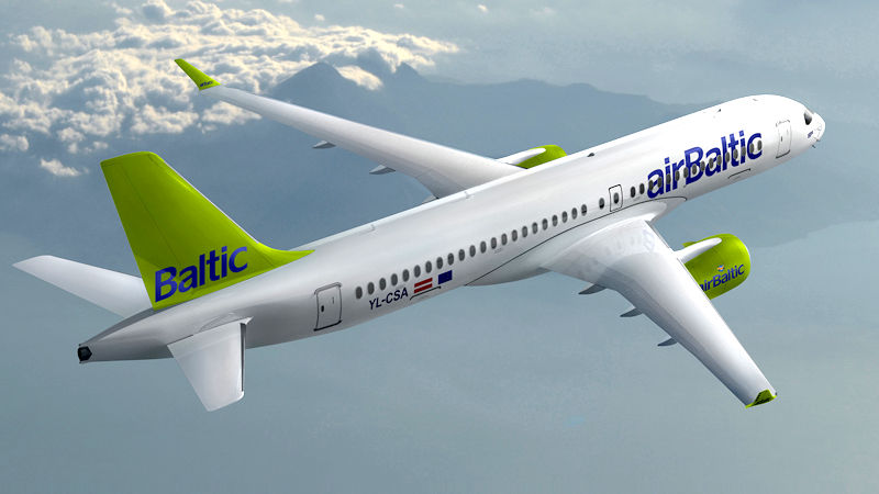 Air Baltic Accelerates 737 Retirement