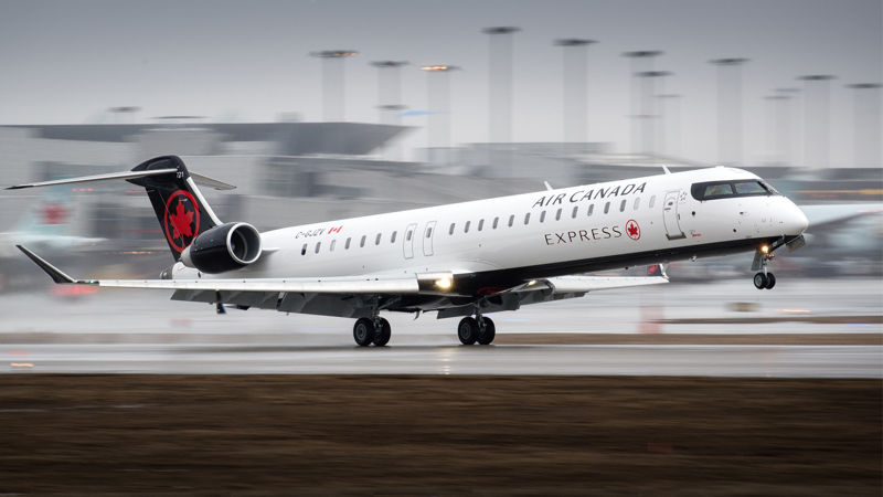 Chorus Aviation Firms Order For Nine CRJ900s