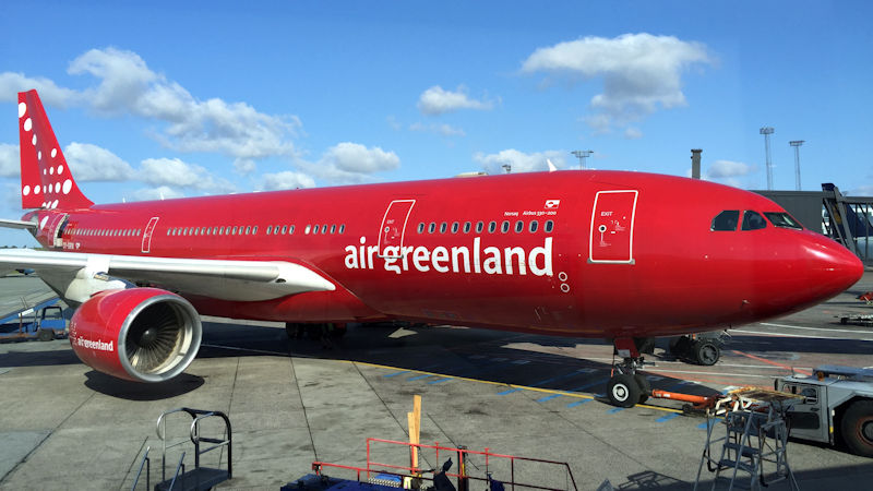 Greenland Takes Control Of National Airline