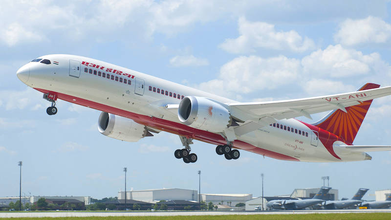 Air India Drunk Pilot Sacked From Executive Position