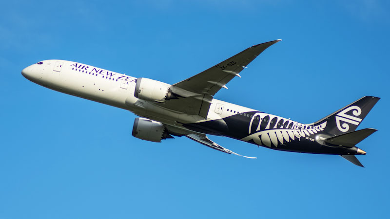 Air NZ Adds New York Direct, Drops London