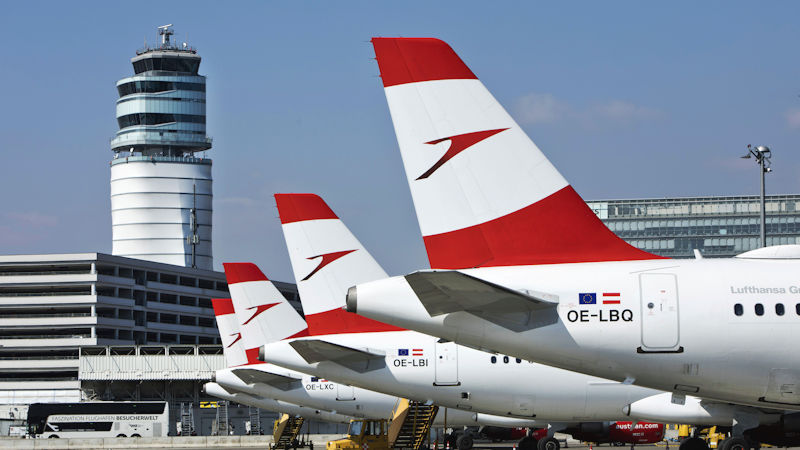 Austrian Airlines Expands A320 Fleet, Drops Q400s