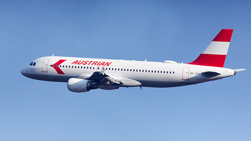 Austrian Revisits The '80s On An A320