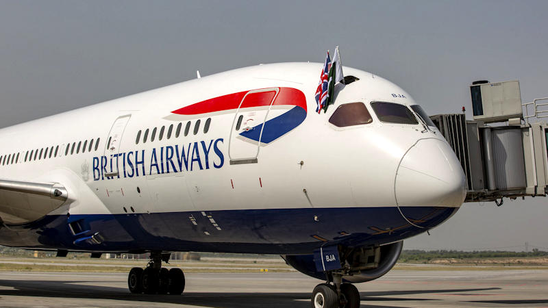 British Airways Arrives In Pakistan After 10-Year Absence