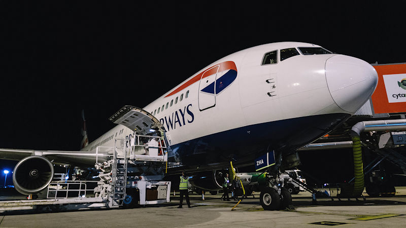 British Airways Says Goodbye To Boeing 767