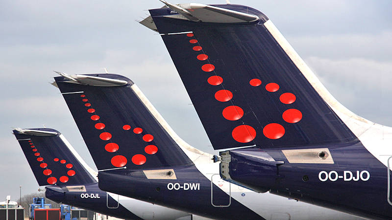 Brussels Airlines Cancels All Wednesday Flights