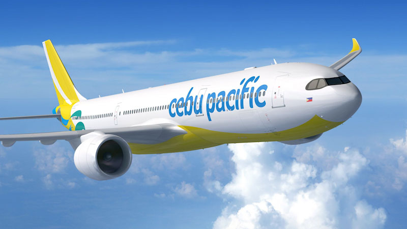 Cebu Air Orders 16 Airbus A330neos