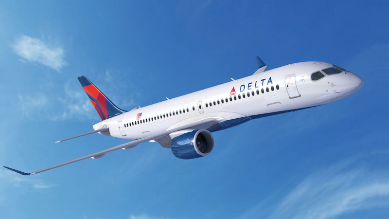 Delta Adds To Airbus A220 Order