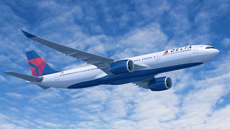 Delta Orders Ten A330neos, Delays Some A350s