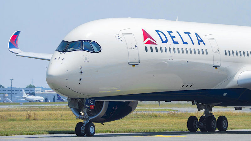Delta Applies For Shanghai Route Permission