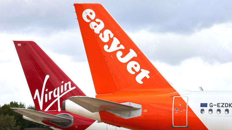 easyJet Adds Virgin Atlantic To Connections Service