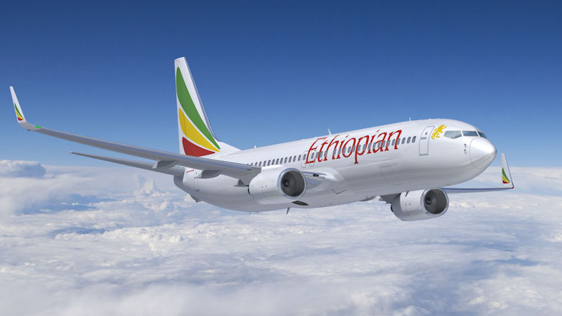 Ethiopian Grounds 737 MAX 8 Fleet After Crash Kills 157