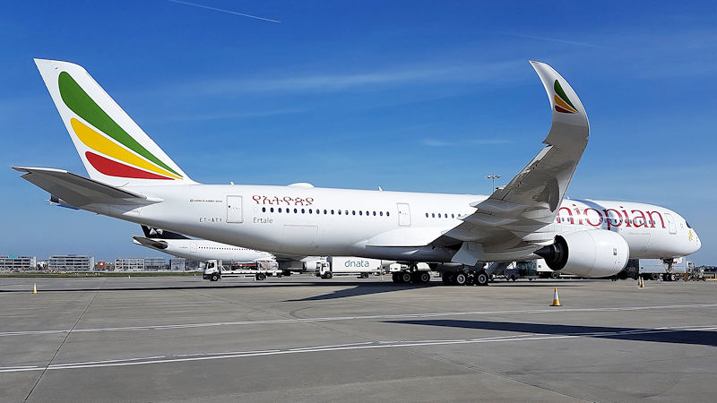 Ethiopian To Partner Ghana In New National Carrier