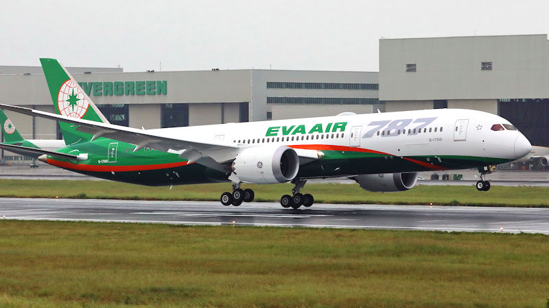 Eva Air Strike Causes Hundreds More Cancellations