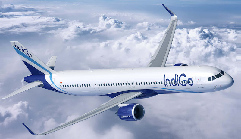 IndiGo Orders 300 Airbus A320-Family Planes