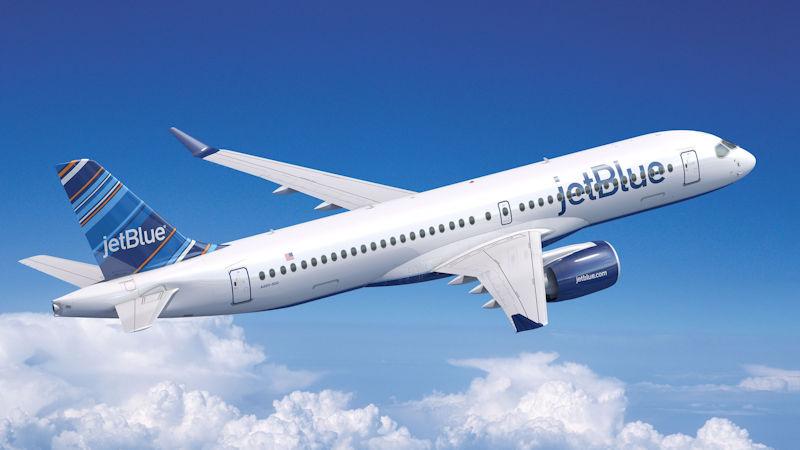 JetBlue Firms Up $5.5 Billion A220 Order