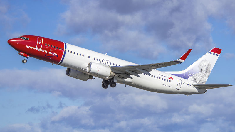 Norwegian Knocks BA Off New York Top Spot