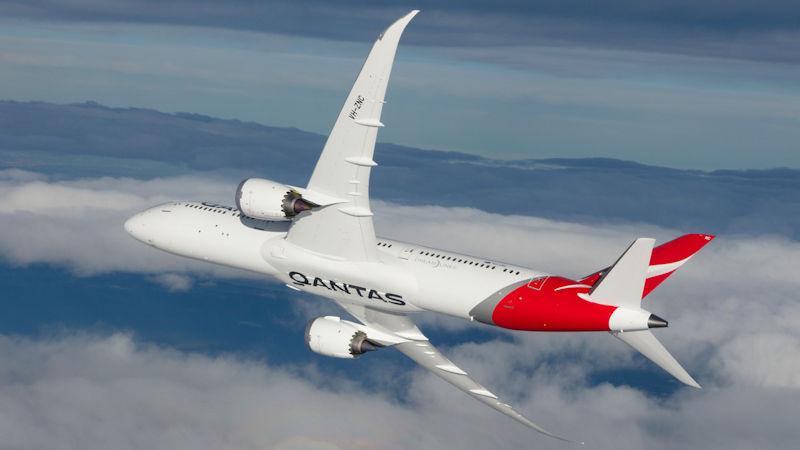 Qantas Names La Spina As International CEO