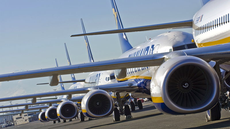 Ryanair Agrees Spanish Pilot Union Recognition