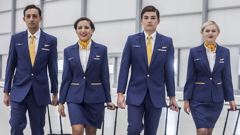 Ryanair UK Cabin Crew Accept Pay Deal