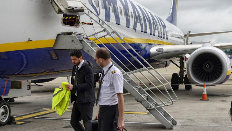 Ryanair's Germany-Based Pilots Agree Wage Deal