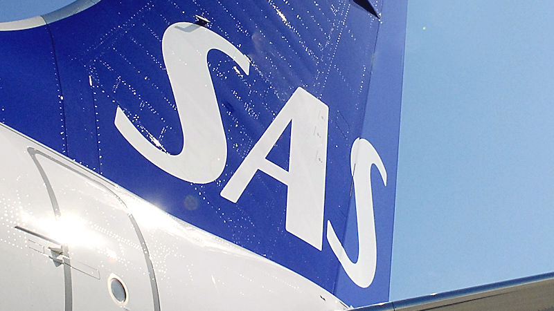 SAS Cancels Flights As Pilots Strike