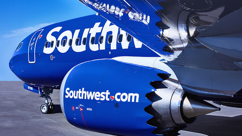 Southwest Airlines Pilots Sue Boeing Over 737 MAX