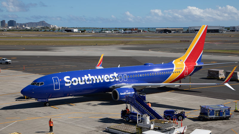 Southwest Gets FAA Approval For Hawaii Flights