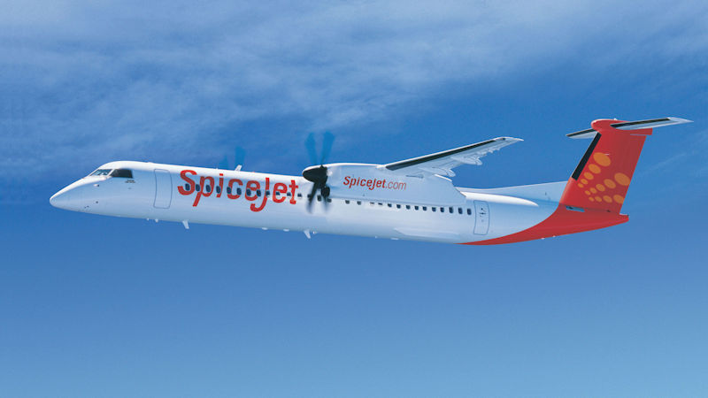 SpiceJet Expanding Into Space Left By Jet Airways