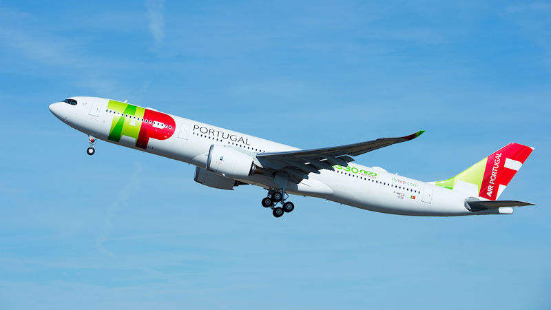 Airbus Delivers First A330neo To TAP