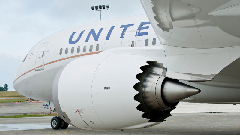 United Expands International Flying From San Francisco