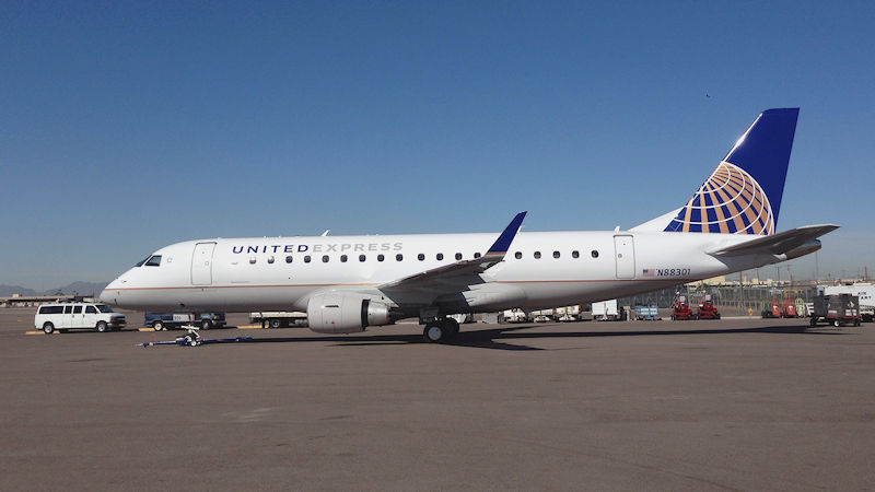 United Announces Paine Field Flight Schedule