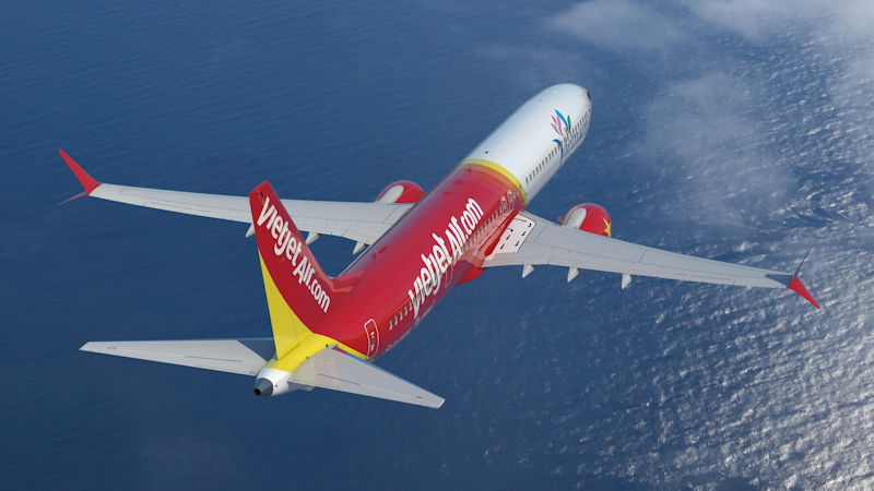 VietJet Adds Second Big MAX Order Worth $12.7 Bn