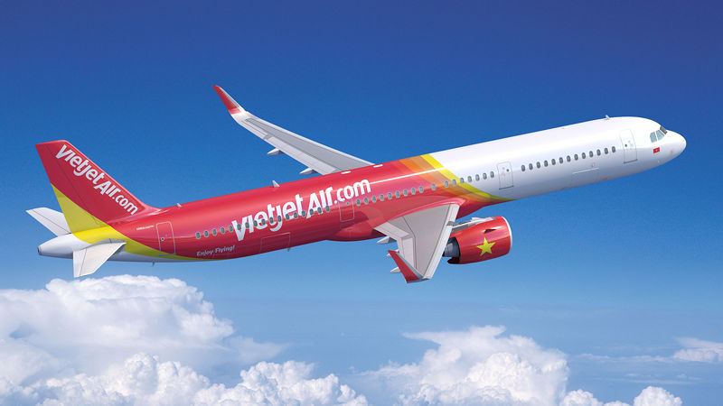 VietJet Firms Up $6.5 Bn Airbus Order For A321neos