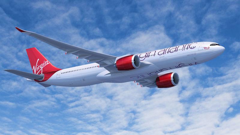 Virgin Atlantic Orders 14 Airbus A330neos