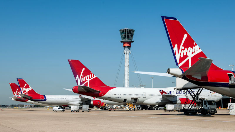 EU Clears Air France-KLM Purchase Of Virgin Atlantic Stake