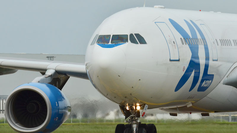 XL Airways France Suspends All Flights