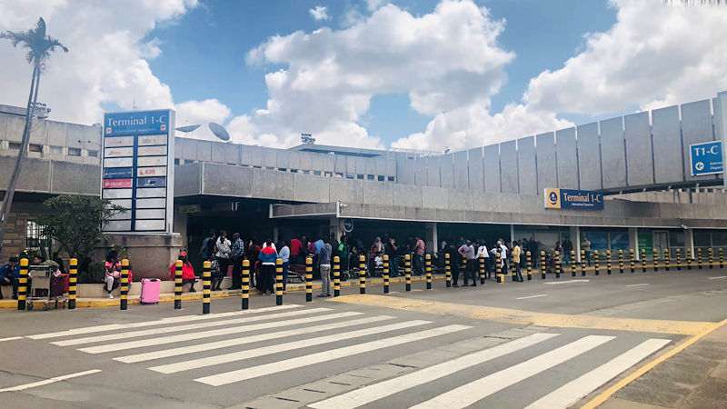 Nairobi Airport Terminal Reopens After Fire