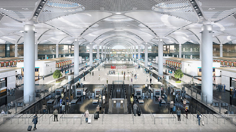 Turkey Opens New Istanbul Airport