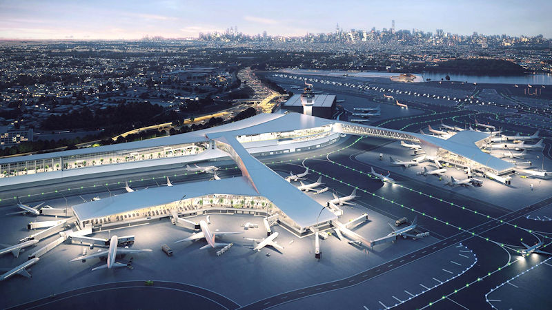 Laguardia Redevelopment First Stage Set To Open Airwise News