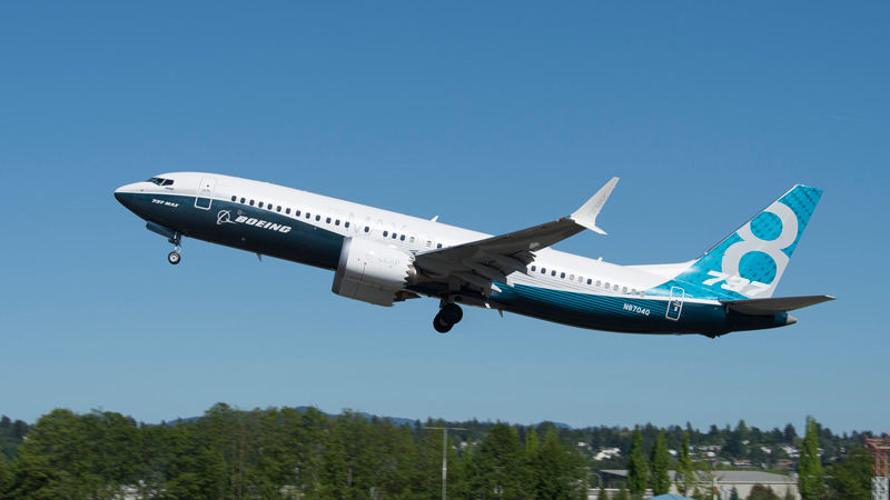 Boeing Completes 737 MAX Software Update