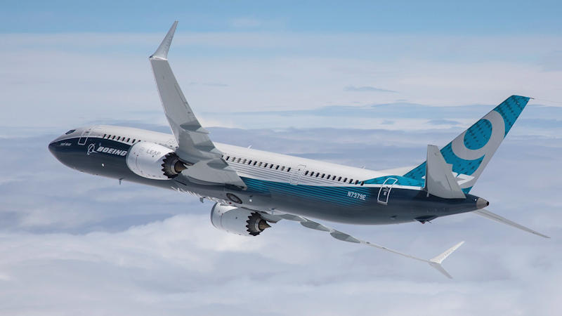 Boeing Continues 737 MAX Recovery in Dubai