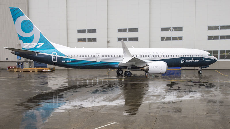 Boeing Posts Big Q2 Net Loss on 737 Max Issues