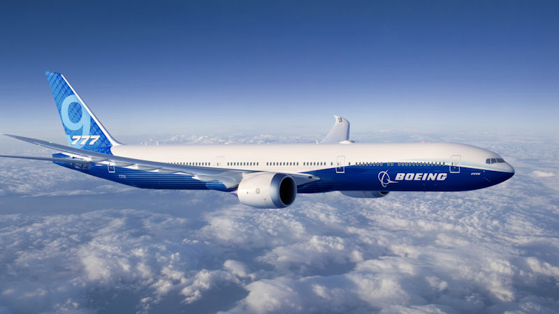 The Boeing 777-9 Will Be The First To Be Delivered