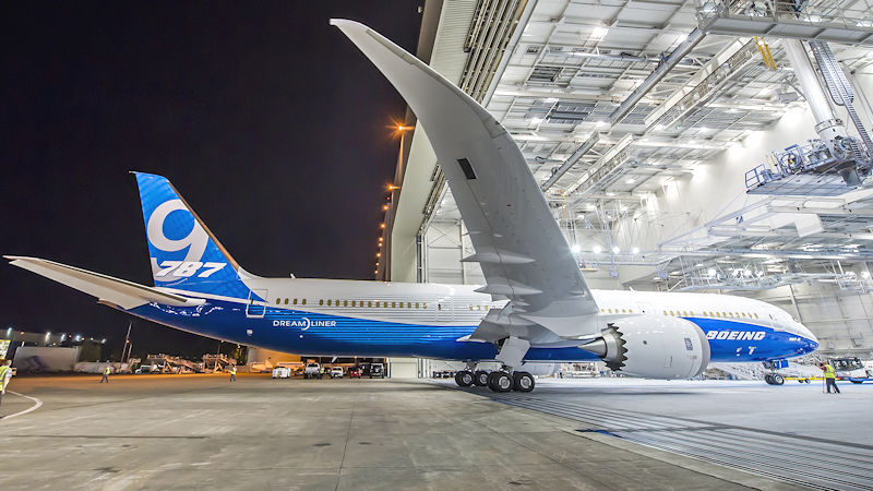 Air Premia Commits to Five Boeing 787s