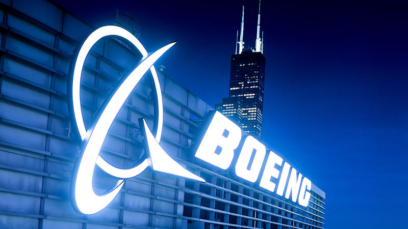 Boeing Profit Drops on 737 MAX Grounding