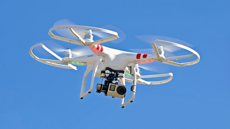 UK Extends Powers To Limit Drone Use Near Airports