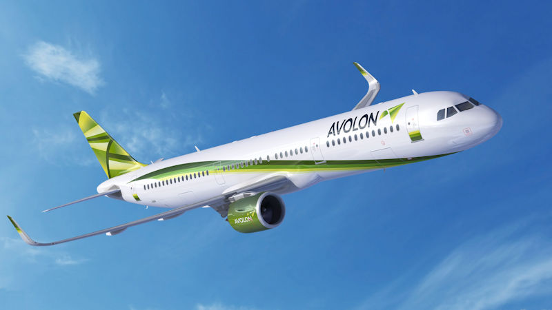 Avolon Signs $11.5 Billion Airbus Order